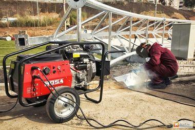 Как выбрать сварочный генератор?